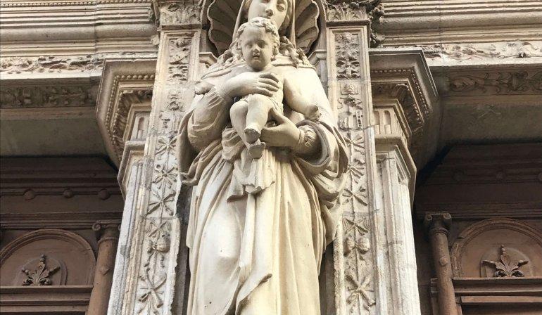 Prière à Notre Dame de la Dalbade