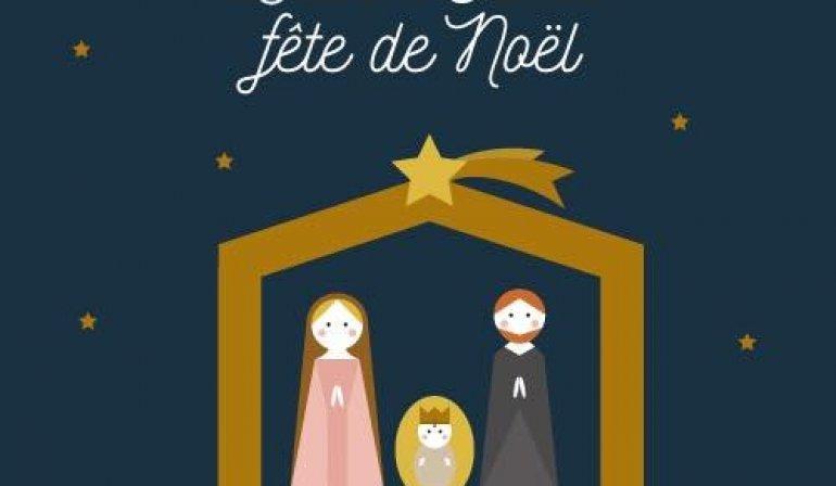 Homélie Noël 2016 – La crèche