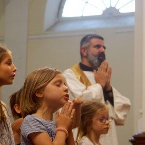 Ecole de prière 3-7 ans