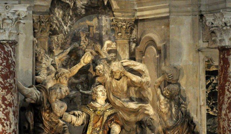 Messe de la saint Etienne