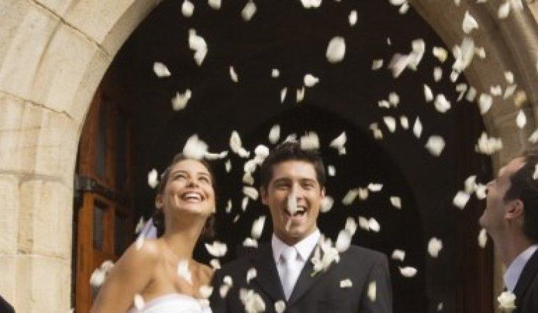 Trame pour la célébration d'un mariage