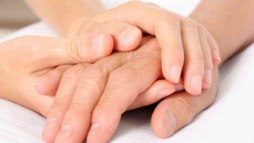 Prière pour et avec les malades