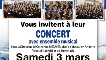 Concert Pueri Cantores