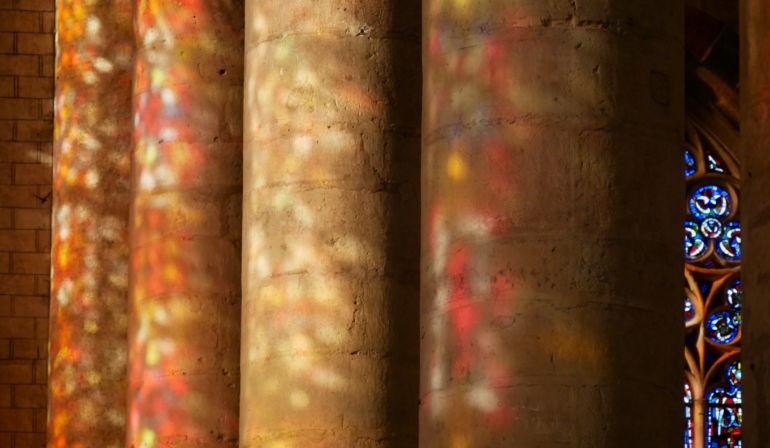 Homélie Transfiguration – «Jésus seul»