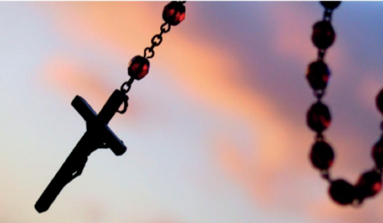 Octobre, le mois du rosaire.