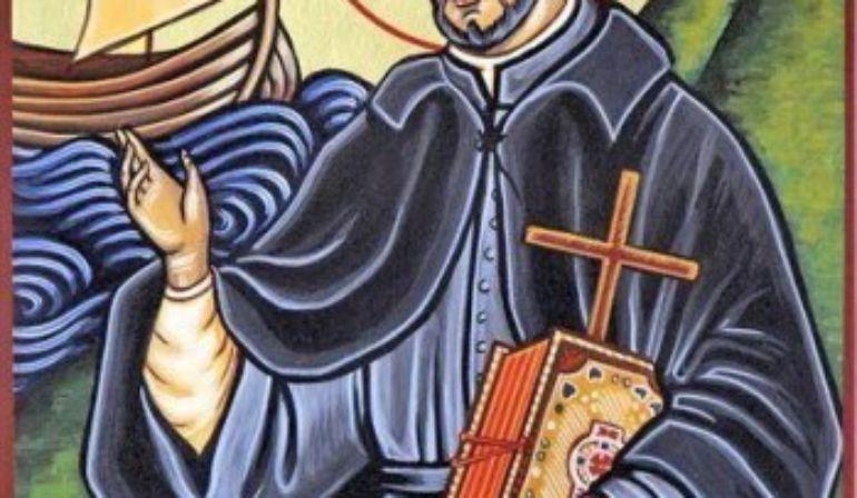 Saint François-Xavier, patron de la mission