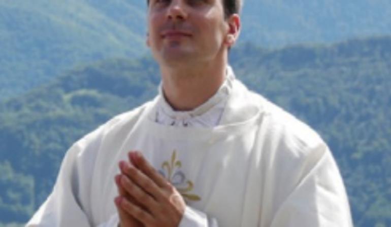 Départ du Père Grégoire