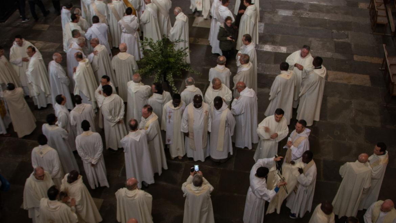 La messe Chrismale en images