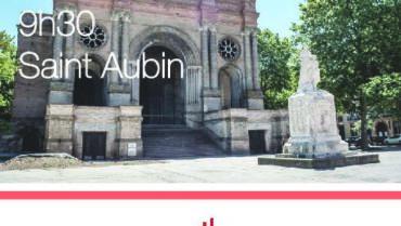 Messe de rentrée à Saint-Aubin