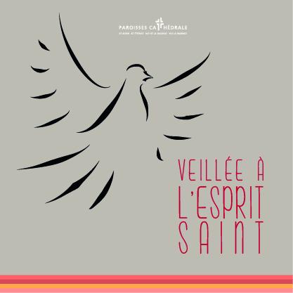 Une veillée à l'Esprit Saint confiné(e) #3 … mais en communion de prière !