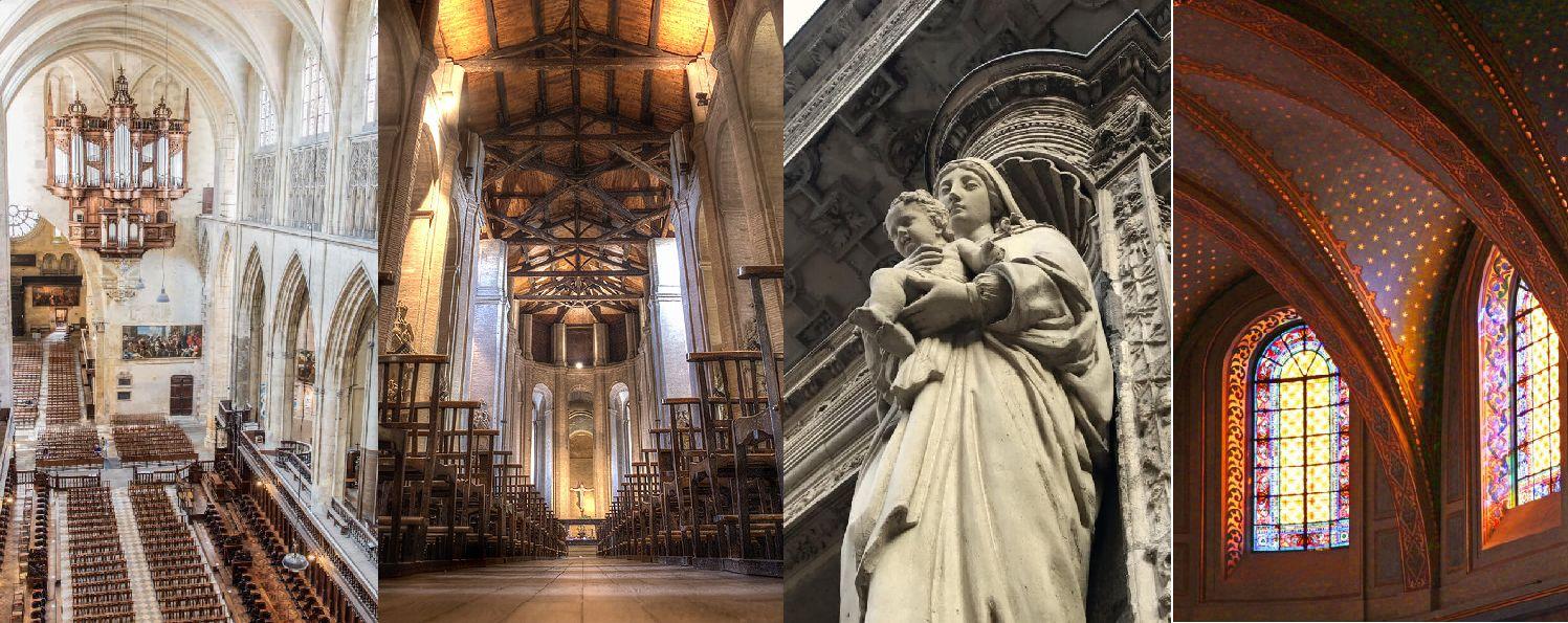 Les journées du patrimoine dans nos paroisses