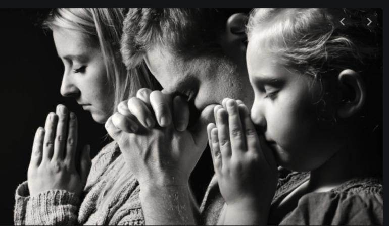 Prier en famille et en couple