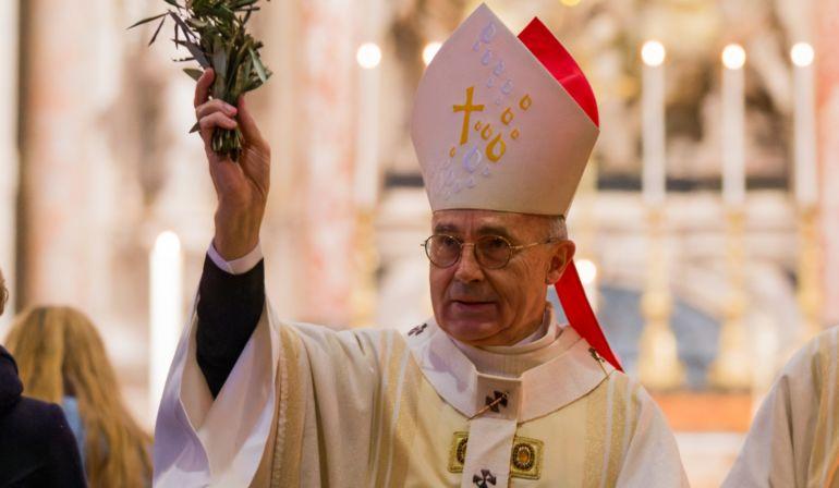 Homélie dimanche de Pâques Monseigneur Legall
