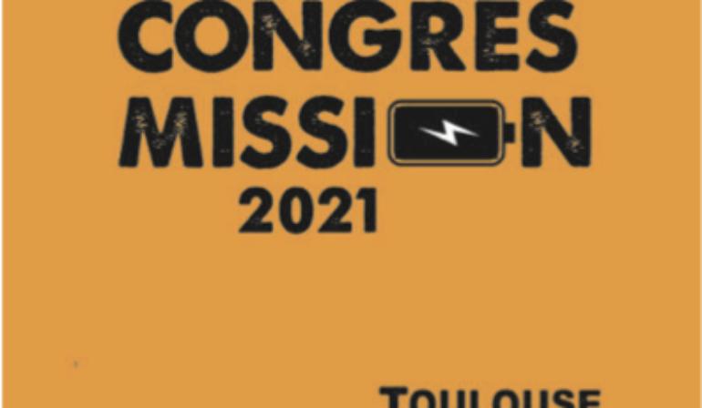 Congrès mission Toulouse : c'est parti