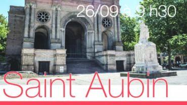Messe de rentrée Saint Aubin