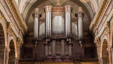 Inauguration orgues ND La Daurade